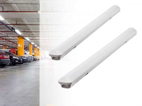 Kanlux - Nowe, jeszcze lepsze Hermetyczne oprawy LED